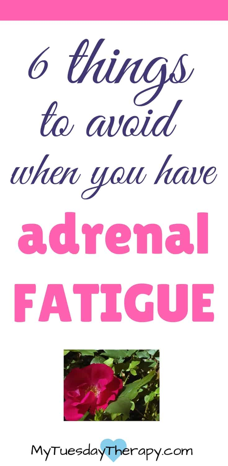 Adrenal Fatigue Treatment that Worked for Me.