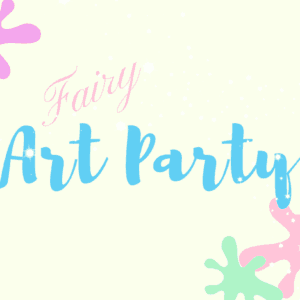Fairy Art Party