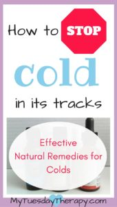 How to stop cold in its tracks. Best natural remedies for colds | Natural Treatment for cold and flu | #immunesystem #naturalremedies