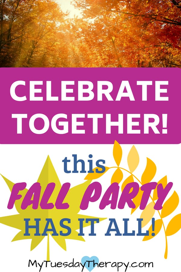 Easy Fall Party Ideas for Kids. You all will love it!! It is an excellent way to welcome fall and get ready for all the awesome things autumn brings! Fall equinox party is fun for the whole family!