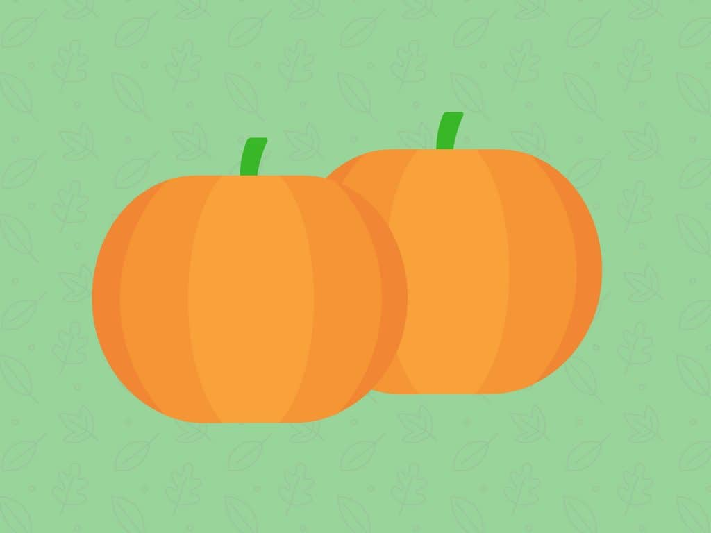 Fall Party Ideas. Fall party game. Roll the pumpkin. Click through for more fall party ideas for kids
