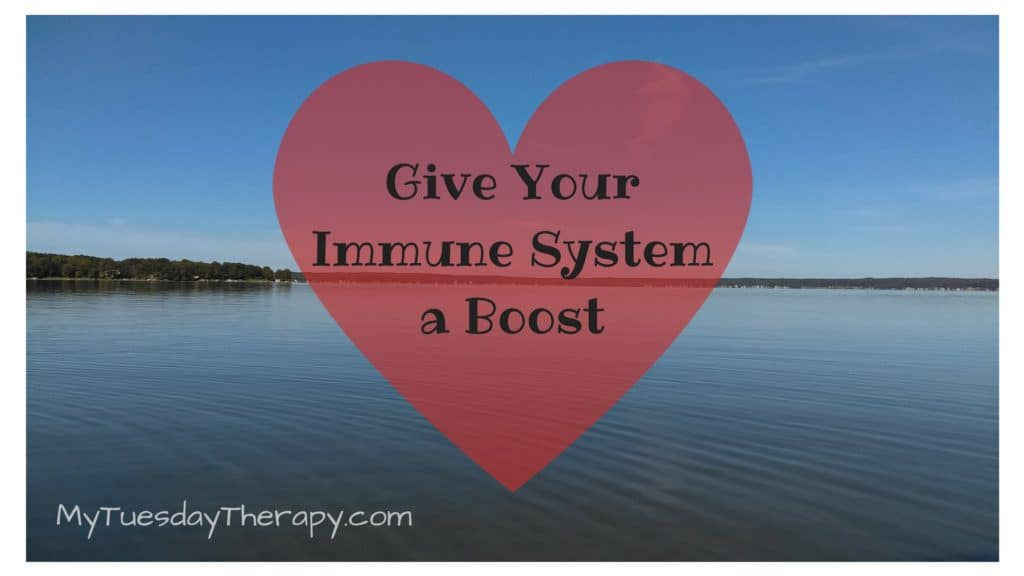 Give your immune system a boost. I used to be sick all the time. These simple methods helped me to boost my immune system.