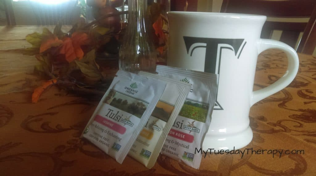 Tulsi Tea is good for your immune system.