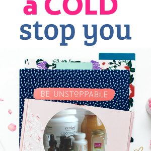 Don't let a cold stop you. Stop a cold in the tracks with these ahome remedies for cold.