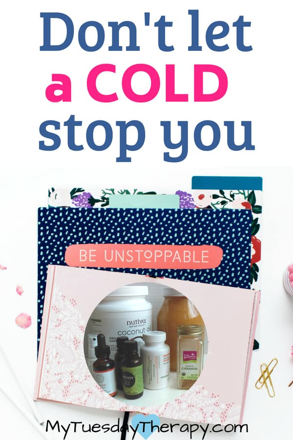 Sneezing, stuffy nose, aching everywhere... Who has time for that! Prepare a cold season kit with the natural remedies for colds. Fighting colds naturally is a breeze with these home remedies for colds. #naturalremedies #immunesystem #naturalremediesforcolds