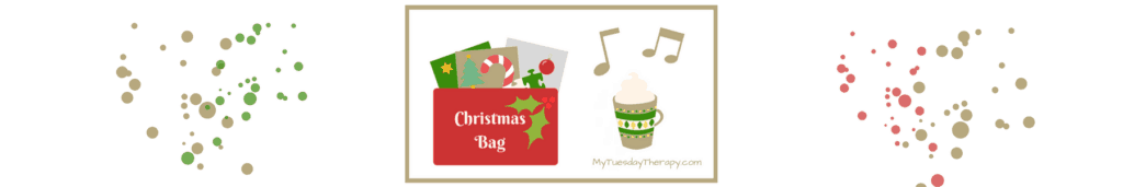 Christmas Activity Bag.