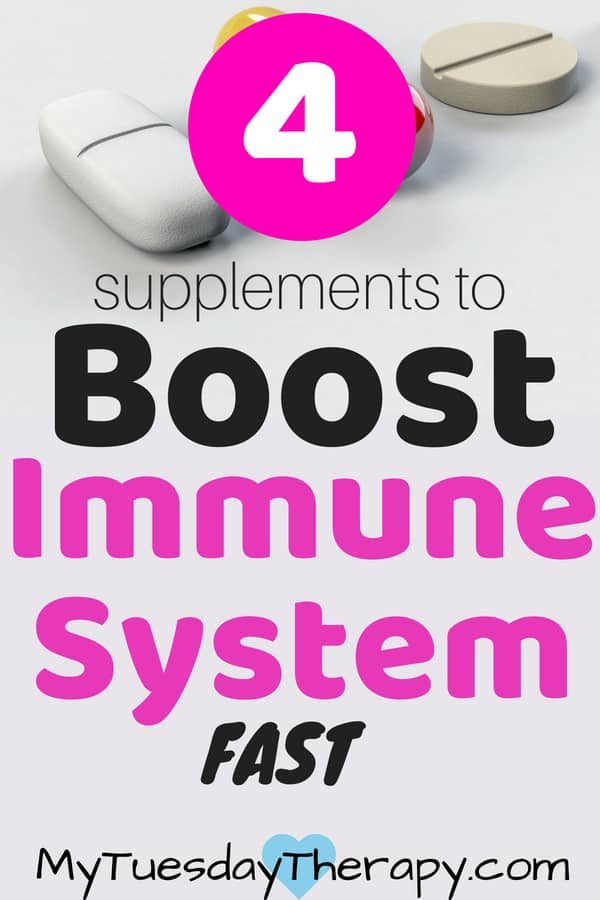 Boost your immune system with these 4 supplements. | Natural Remedies | #immunesystem #immunesystemboosters #immunesupport #supplements #naturalremedies