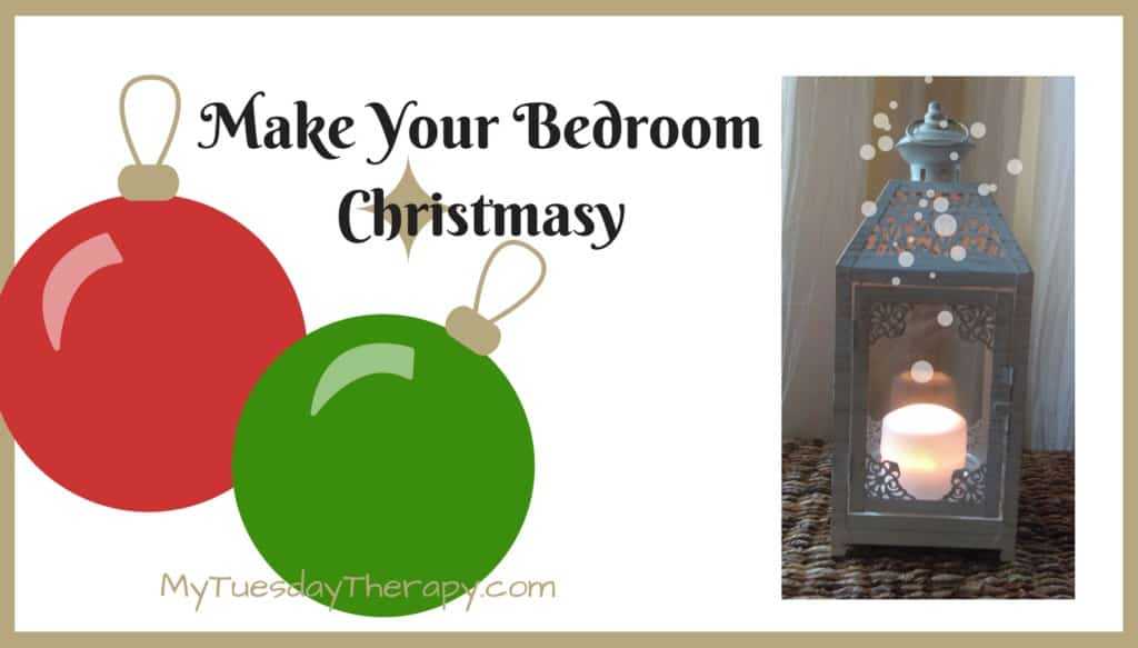 Make our Bedroom Christmasy! | Christmas for the Chronically Ill |