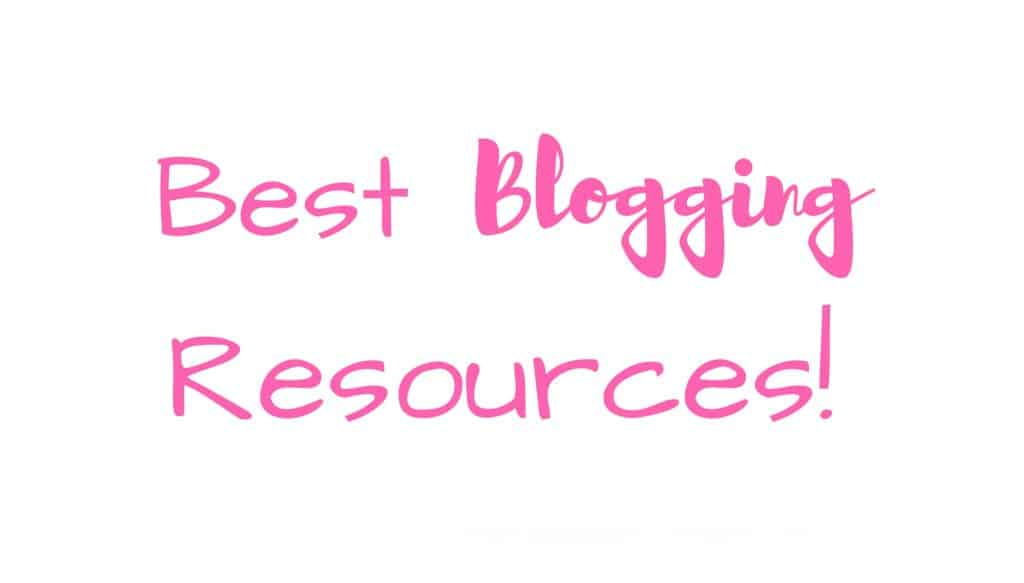 Best Blogging Resources