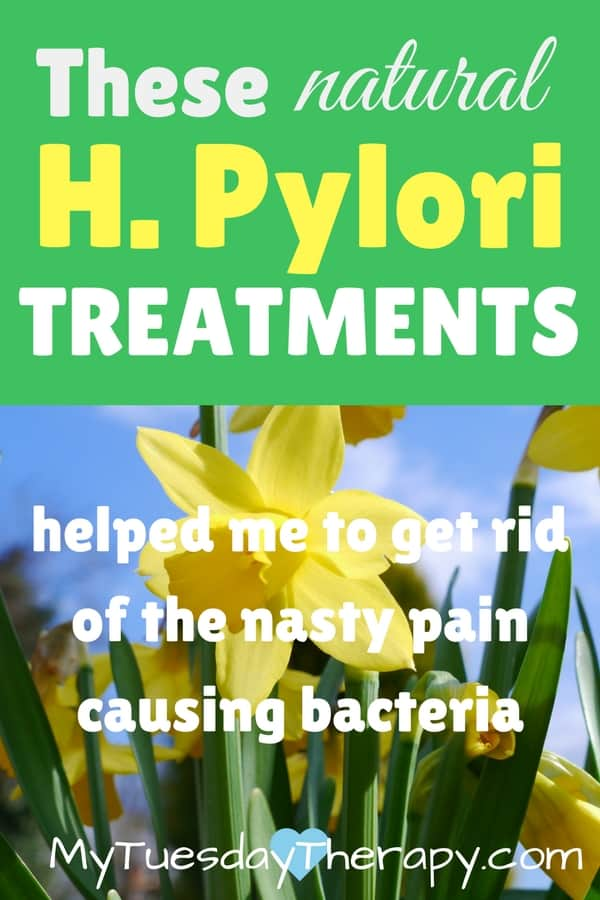 H. Pylori can cause a lot of pain and damage. Get rid of it with these natural remedies. #chronicillness #guthealth #hpylori #naturalremedies