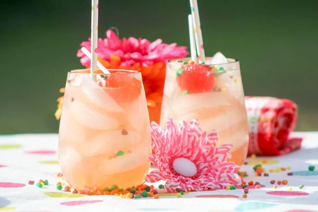 Summer Drink Strawberry Lemonade (image and recipe credit: Our Family World)