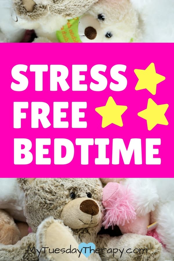 Stress Free Bedtime. | Pictures of teddy bears.