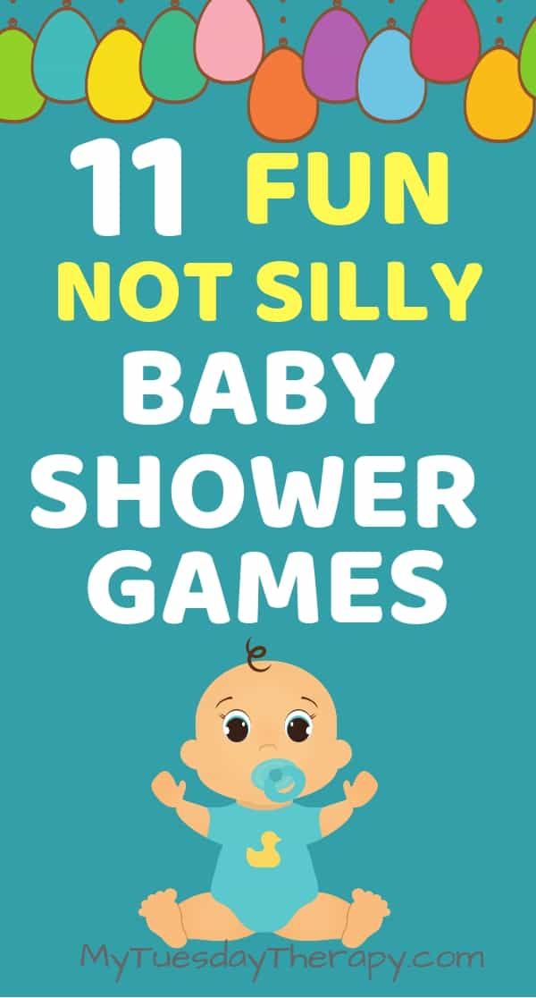 Fun Baby Shower Games