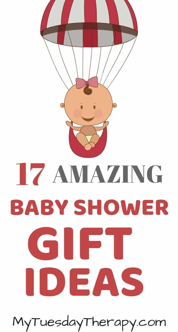 Unique Baby Shower Gift Ideas.