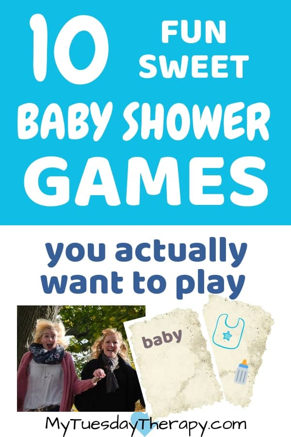 10Fun Sweet Baby Shower Games You Actually Want to Play!