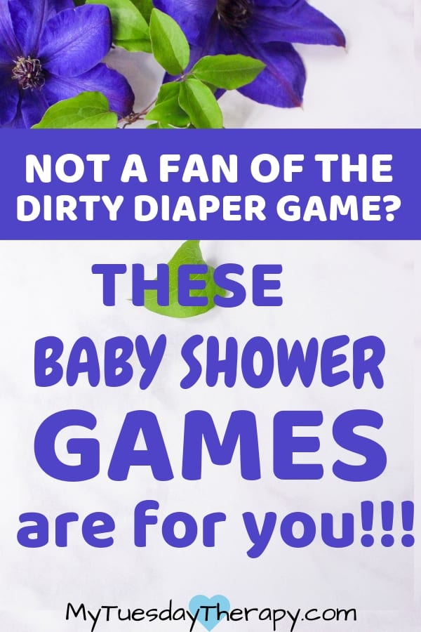 Easy Baby Shower Games. You will have fun hosting a baby shower with these baby shower printable games. Your guests and mom-to-be will have a great time playing the creative baby shower games.