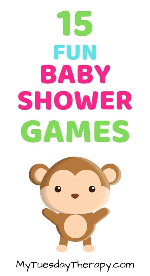 bf28c2a4b Easy Baby Shower Games. You will have fun hosting a baby shower with these  baby