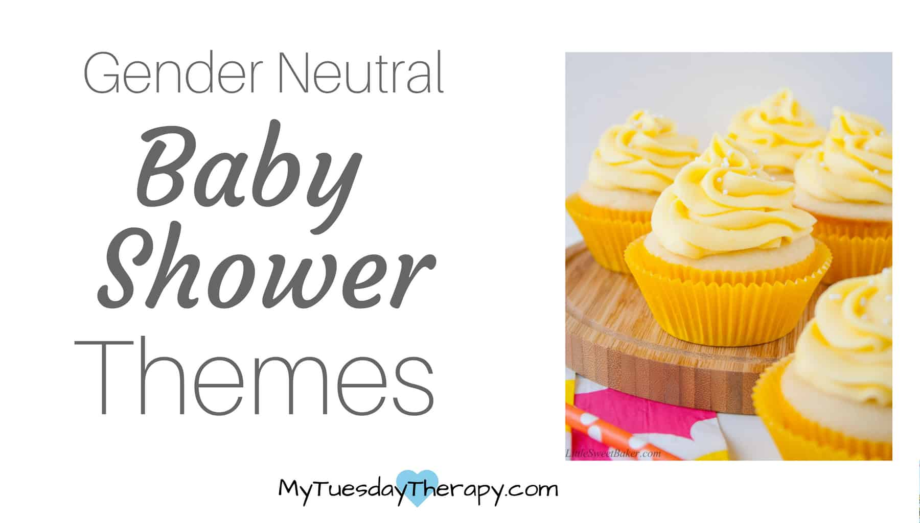 Gender Neutral Baby Shower Themes