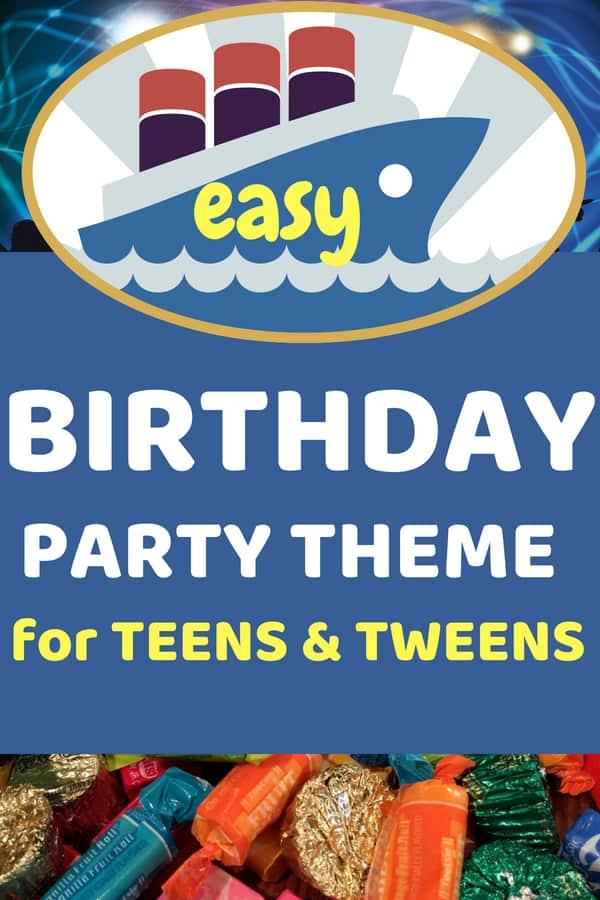 Host a rocking fun 13th birthday party! Tween birthday party ideas. Happy 13th Birthday!