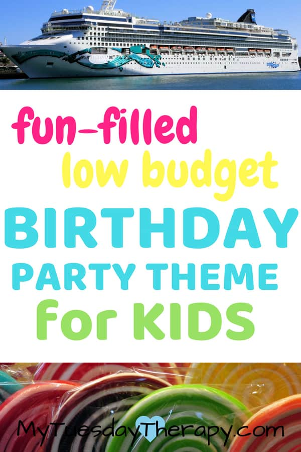 Tween birthday party ideas! This party theme would be perfect for the 13th birthday!