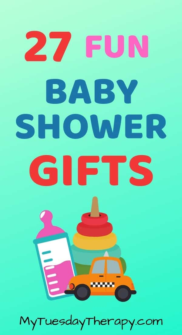 Practical Baby Shower Gifts.