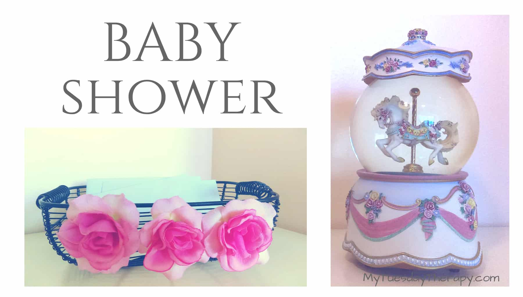 Baby Shower On Budget. Host a cheap baby shower that it beautiful and full of memories.