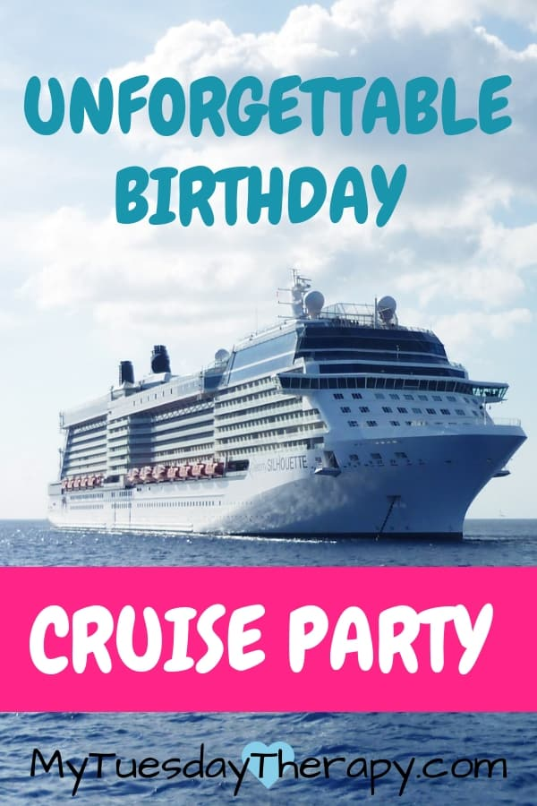 Unforgettable Cruise Party.