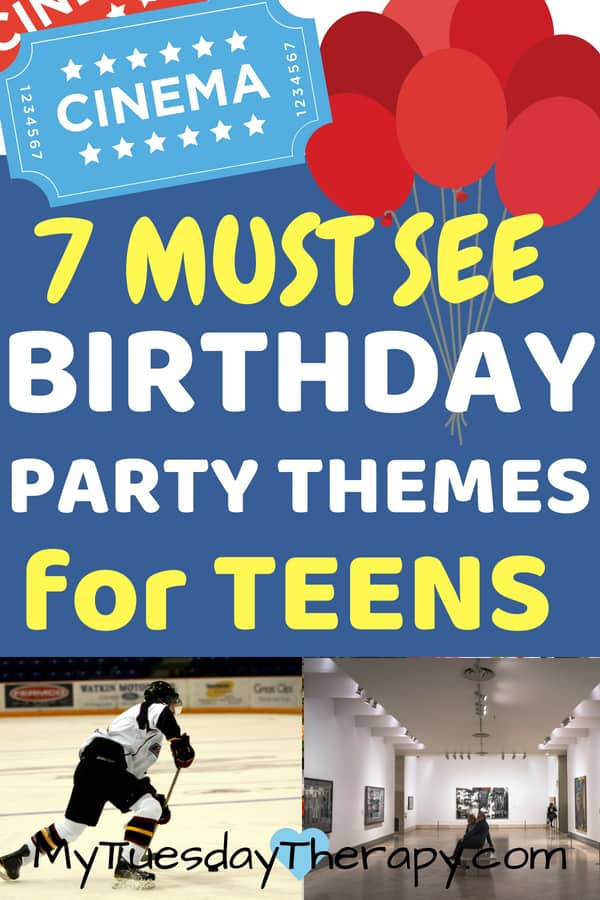 17th Birthday Party Ideas Themes For Teens