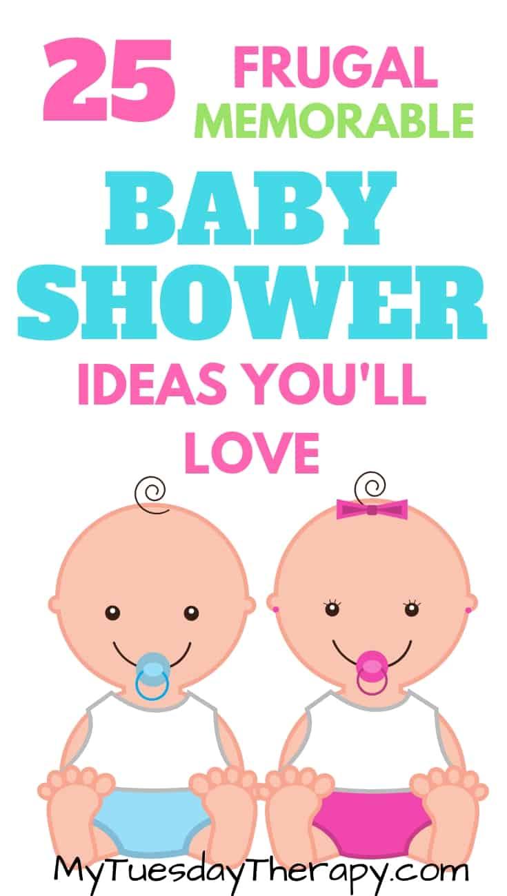 Cheap Baby Shower Ideas.