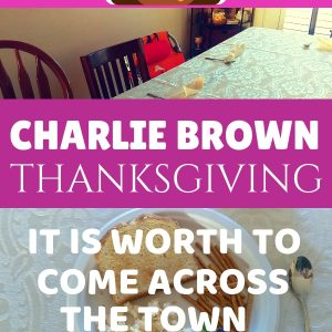 Charlie Brown Thanksgiving. If you are looking for fall fun for family check out these Charlie Brown activities. Host an amazing Charlie Brown Thanksgiving. It really is worth to come across town for this!!