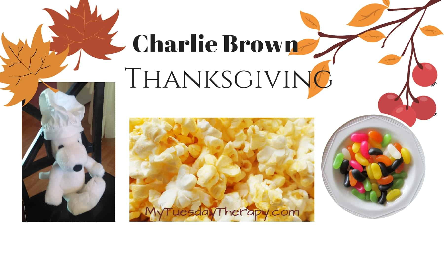 Charlie Brown Thanksgiving. Fun family fall ideas. Your kids will love this awesome fall tradition.