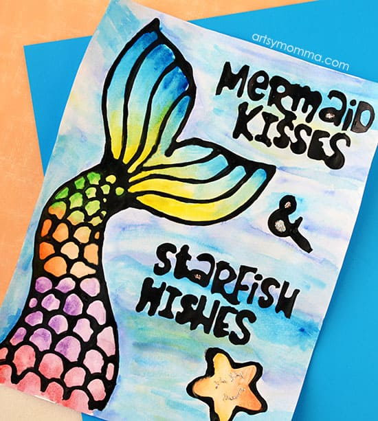 Mermaid Quotes. Mermaid Kisses & Starwish Wishes.