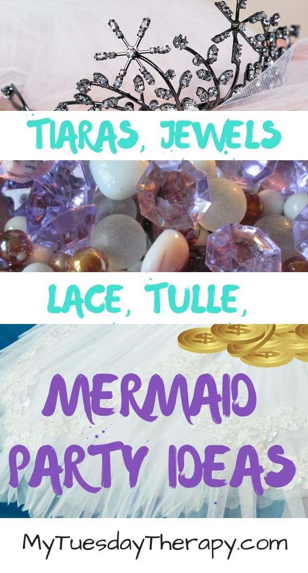 Mermaid Party Decorations.
