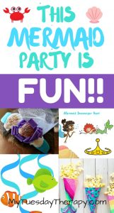 31 Beautiful Mermaid Party – Under The Sea Ideas