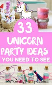 27 Sparkling Fun Unicorn Party Ideas