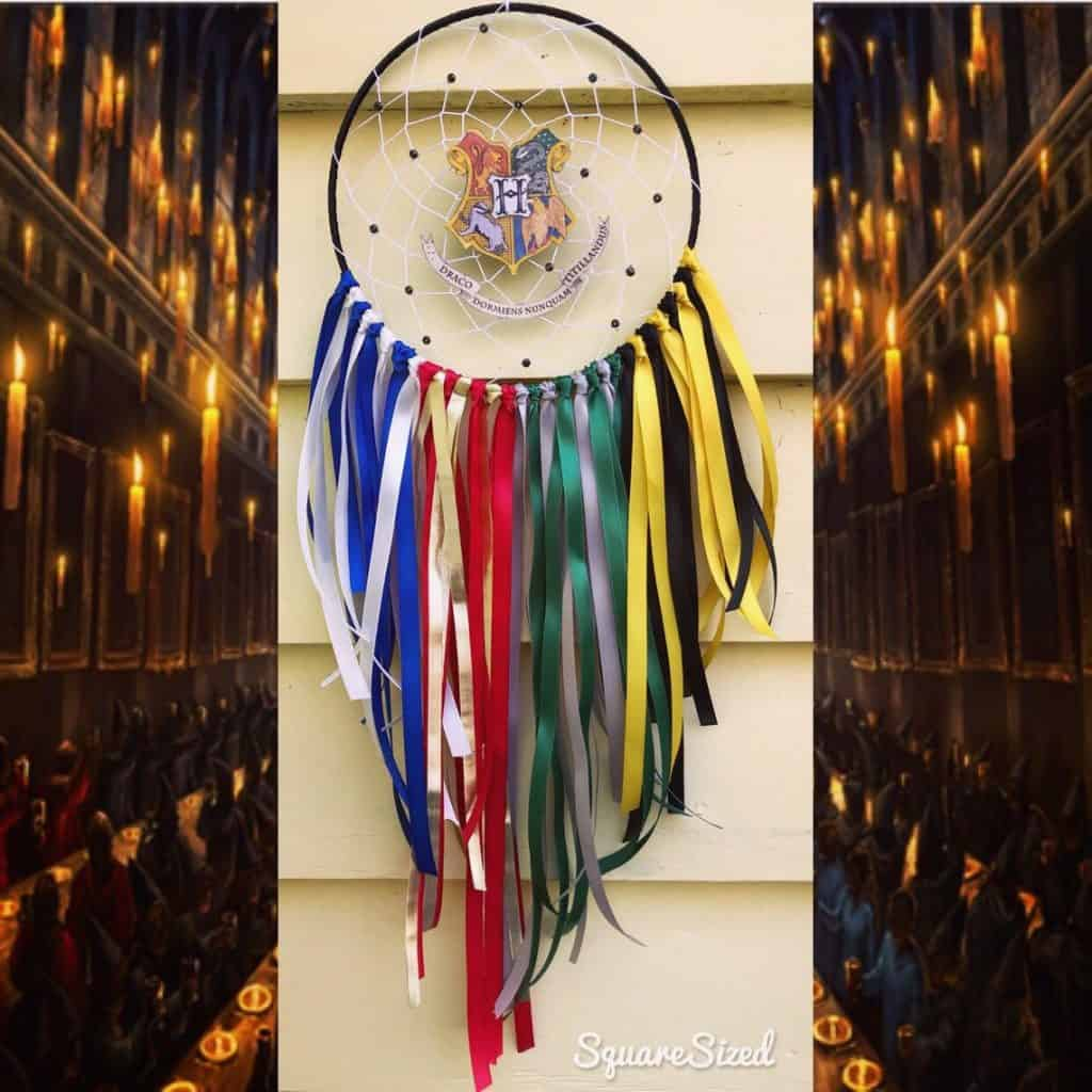 Harry Potter Dream Catcher. (gypsy dream catching) Harry Potter Room Decor