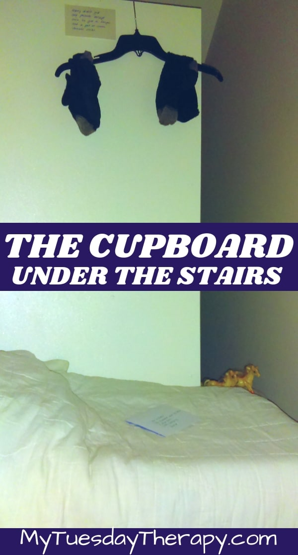 The Cupboard Under the Stairs.