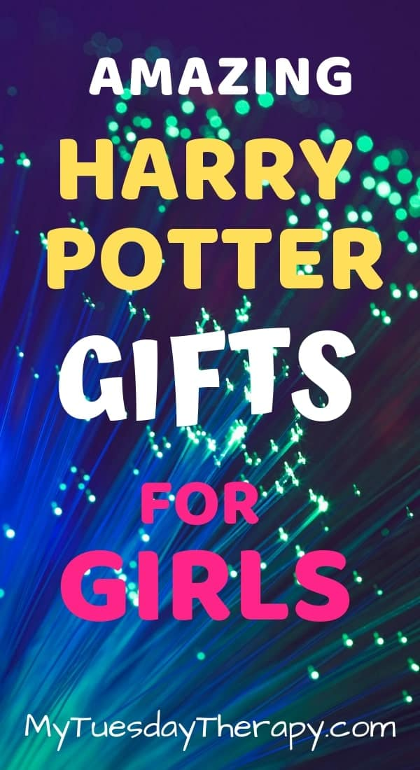 Harry Potter Gifts for Girls.