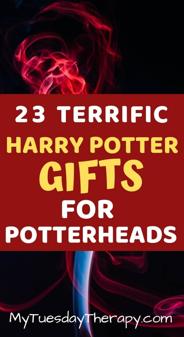 Terrific Harry Potter Gifts For Potterheads.