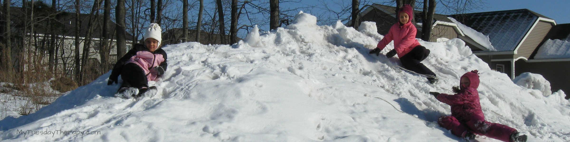 slider winter
