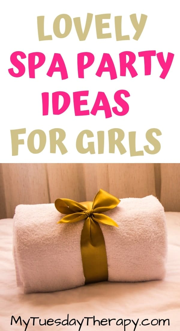 Host a Spa-tacular Spa Party For Kids - Relaxation and Fun
