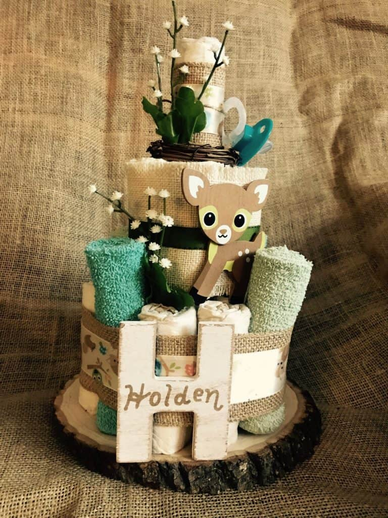 Adorable Diaper Cake Ideas