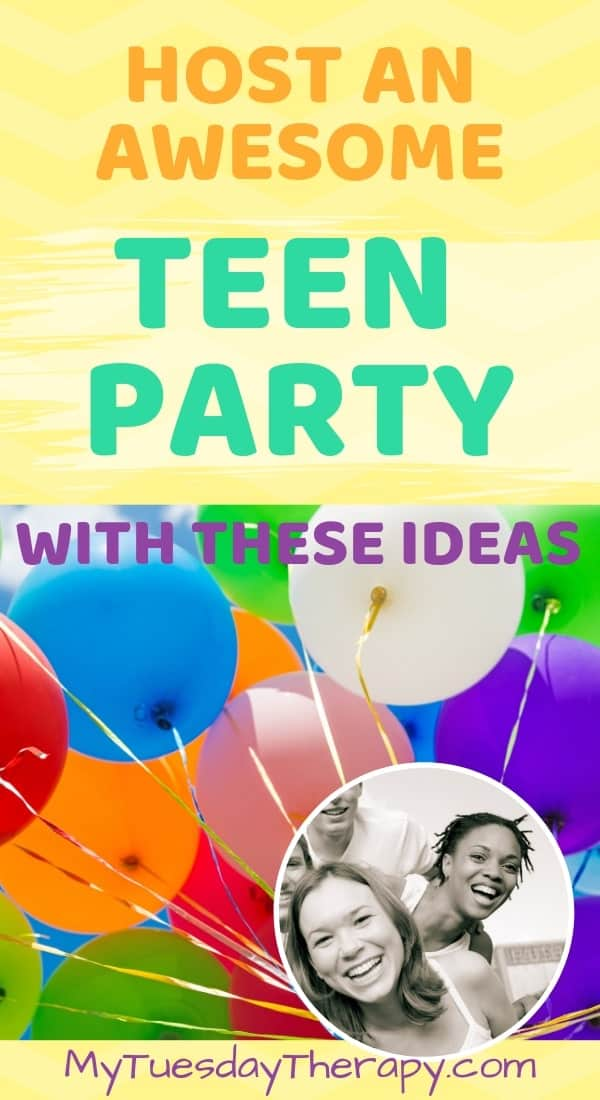 Host a Fun Teenage Birthday Party With These Ideas
