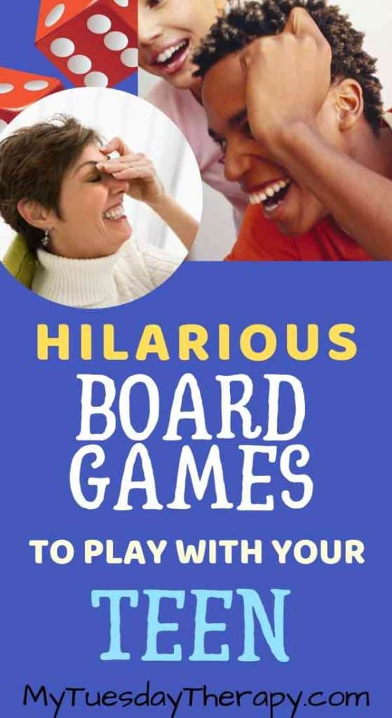 Hilarious Board Games To Play With Your Teen