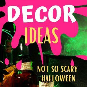 Cute Halloween Decoration Ideas