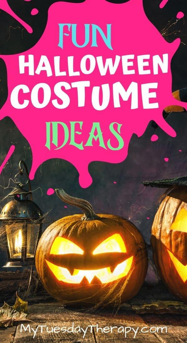 Fun Halloween Costume Ideas For Group