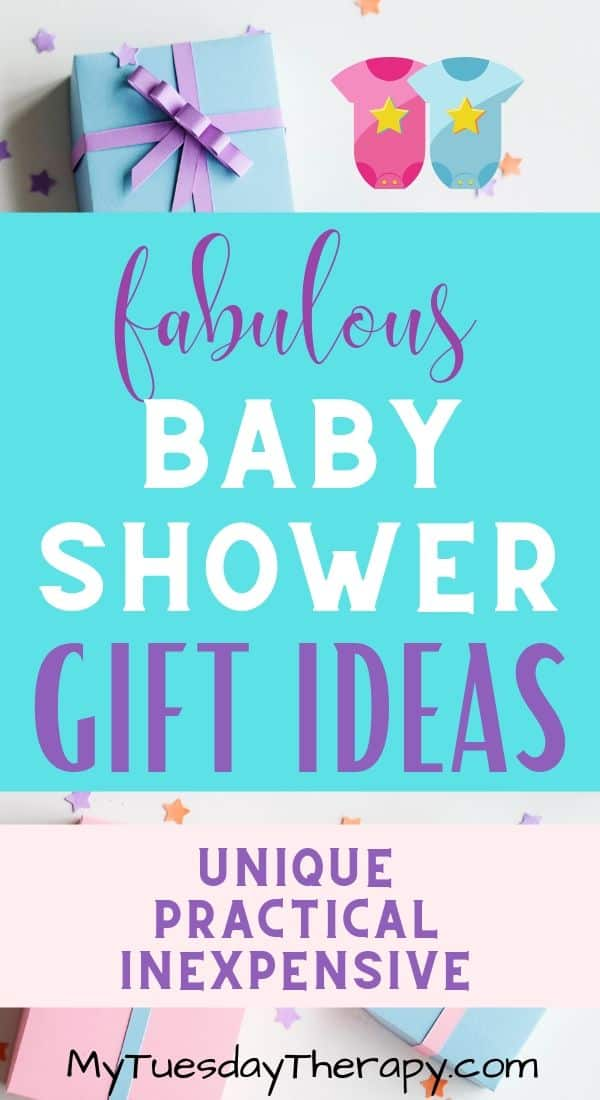Baby Shower Gift Ideas For Boys and Girls