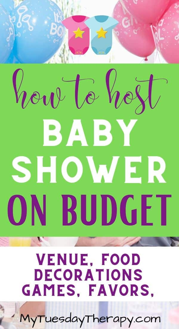 How To Host A Baby Shower On A Budget
