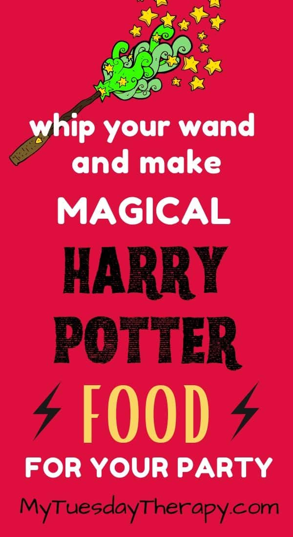 Harry Potter Food Ideas for Party
