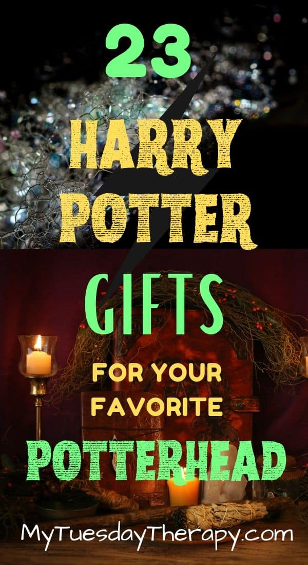 Harry Potter Gifts for Potterheads